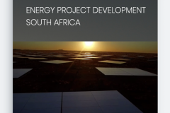 Il Energy is a renewable energy firm in South Africa...