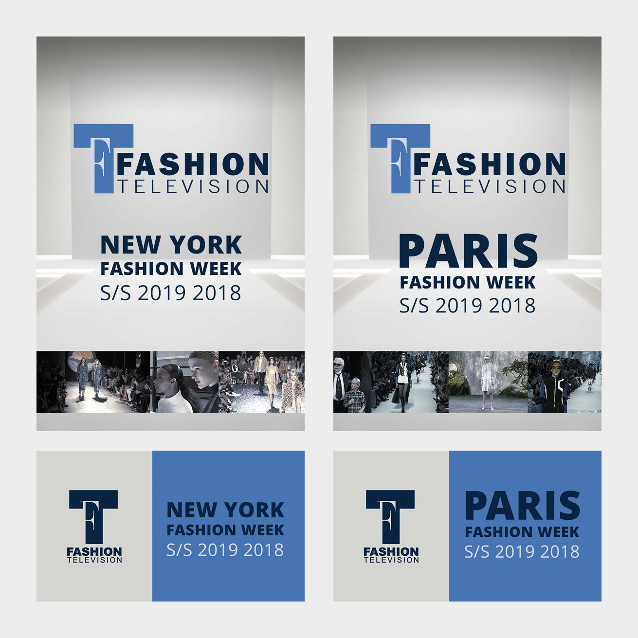 Fashion Week Live - Posters and Live thumbnails
