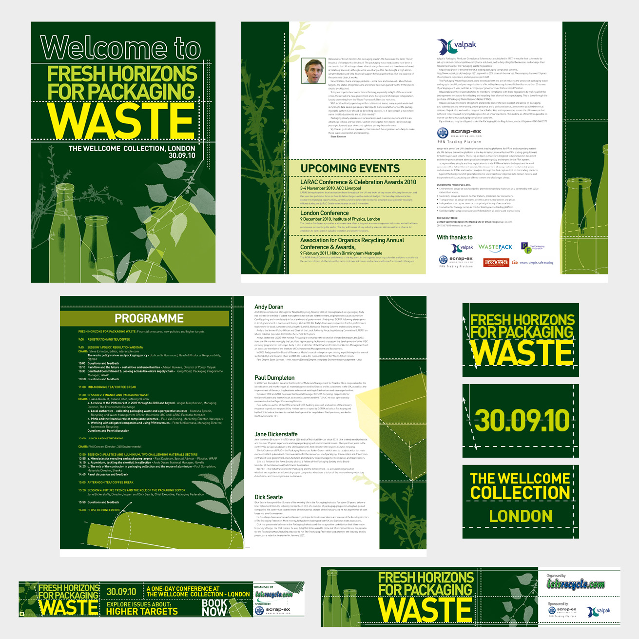Fresh Horizons for Packaging Waste